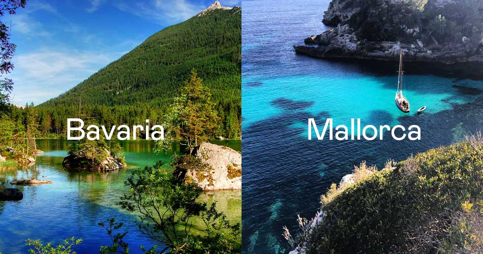 Mallorca green zone
